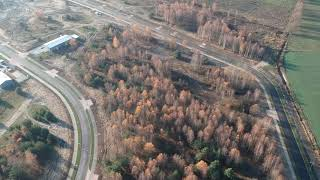 Inwestycja w strefie przemysłowej - Miasto Żary